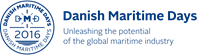 logo of Danish Maritime Days