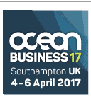 logo of Ocean Business 2017