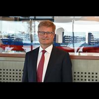 Kari-Pekka Laaksonen, Group CEO Samskip (Photo: Samskip)