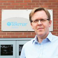 Dr. Terry Sheldrake will take over Tekmar's as nonexecutive technical director. (Photo courtesy of Tekmar)
