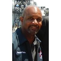 AMSEC employee Garrett Barber was named the Virginia Ship Repair Association's Senior Tradesperson of the Year. Photo courtesy of the VSRA