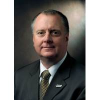 Glenn Morgan, vice president of nuclear materials operations for Savannah River Nuclear Solutions (SRNS). HII photo