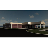 HII will open a family health center for Ingalls Shipbuilding employees and their covered dependents next year at 2105 Old Spanish Trail in Gautier. (Image: HII)