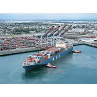 Photo courtesy of the Port of Los Angeles