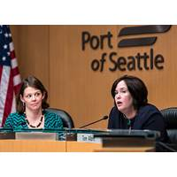 Photo courtesy of the Port of Seattle