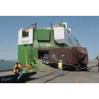 The port's proposal includes removal of two outdoor transit sheds among other upgrades in order to provide space and flexibility for cargo and remove unnecessary transit around the terminal. (Photo: Port of San Diego)