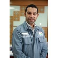 Dr. Ahmed Al Abri (Photo: Oman Drydock Company)