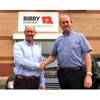 Operations Director Mick Slater and Managing Director Andrew McLeay (Photo: Bibby HydroMap)