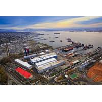 Vancouver Shipyards (Photo: Seaspan)