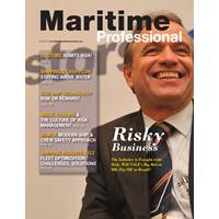 Murilo Ferreira graced the cover of Maritime Professional. http://magazines.marinelink.com/Magazines/MaritimeProfessional/201205/flash/