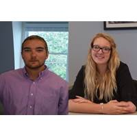 Zachary Gilfus and Marissa Stutzman (Photos: BHGI)