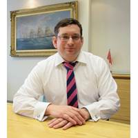 Stephen Bolton (Photo: Bibby Marine Services Limited)