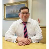 Stephen Bolton (Photo: Bibby Marine Services Limited)