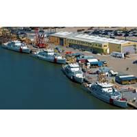 Bollinger Lockport New Construction in Lockport, La.(Photo: Bollinger Shipyards)