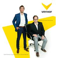 Evan Zimmerman and Clément Mochet (Photo: Vryhof)