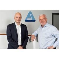 Left to right: CEO Søren Kringelholt Nielsen and Chairman Søren Ø. Sørensen (Photo: ????Svanehøj Group)