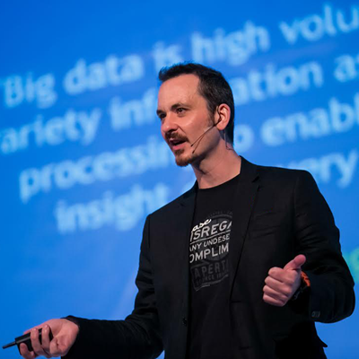 Theo Priestley (Photo: WFS Technologies)