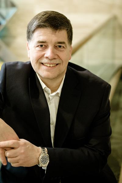 Ronald Spithout, President Inmarsat Maritime