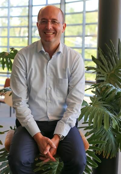 Dr Thomas Koniordos  (Photo: Yara Marine Technologies)