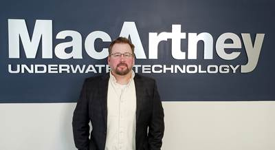 Darren E. Penney joins the MacArtney Canada team.