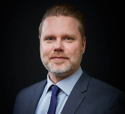 Riku-Pekka Hägg was named the new Chief Executive Officer (CEO) of Steerprop.