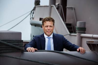 Arnout Damen (Photo: Damen)