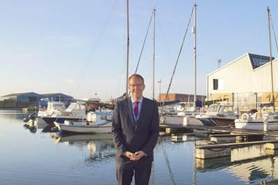 Tom Willis (Photo: Port Shoreham)