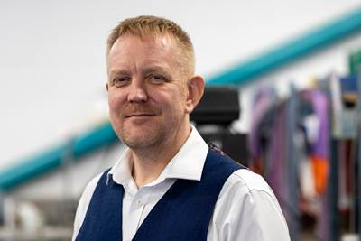 Graham Brown is Sonardyne's new Managing Director.