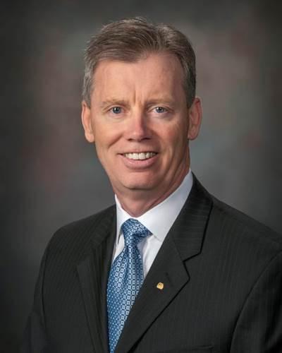 Michael Hennigan (Photo: Marathon Petroleum)