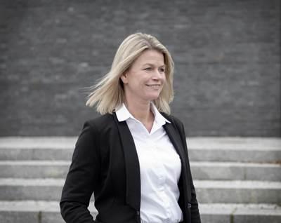 NPD Director General Ingrid Sølvberg - Credit/NPD