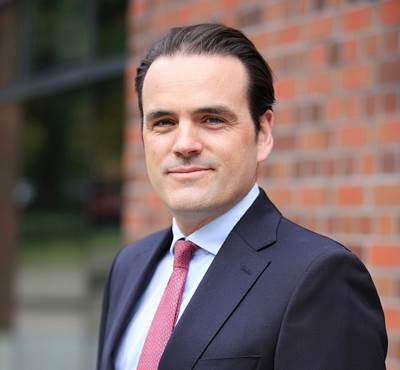 Philipp Maracke takes over the management of the Flensburger Schiffbau-Gesellschaft (FSG) as CEO. Photo Courtesy FSG