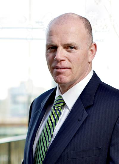 Mike Corrigan, CEO, INTERFERRY