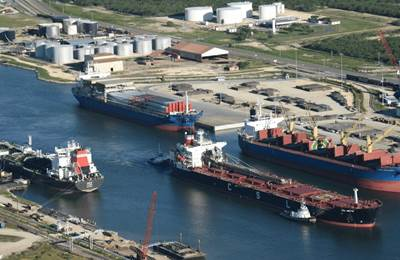 (Photo: Port of Brownsville)