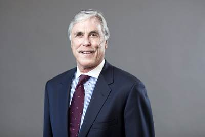 Larry Hungerford is now President & CEO at Terma North America (Photo courtesy of TNA)