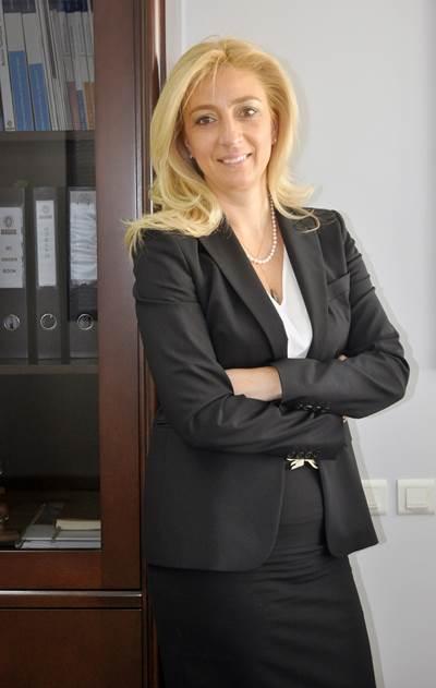 Paillette Palaiologou (Photo: Bureau Veritas)