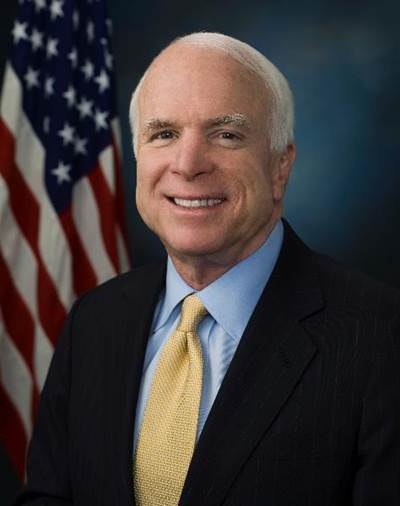 John McCain (official photo)