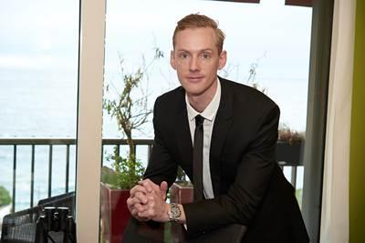 Mathias Runge Petersen (Photo courtesy of Dan-Bunkering)