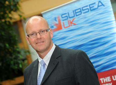 Neil Gordon (Photo: Subsea UK)