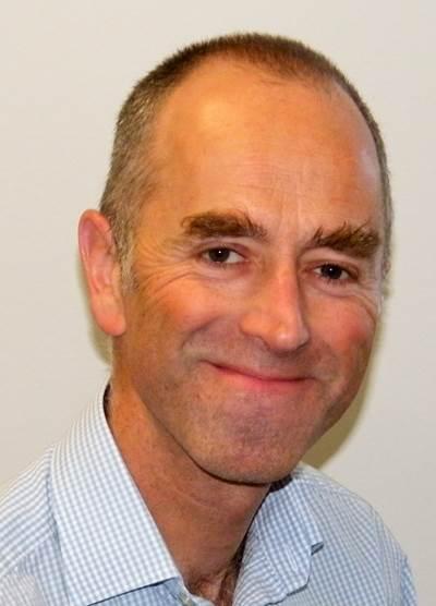Simon Beswick (Photo: Teledyne Bowtech)