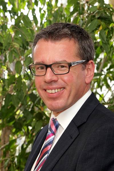 James Leeson (Photo: DP World London Gateway)