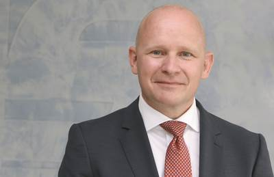 Hans Laheij will become the new Vice President Sales & Marketing at SCHOTTEL GmbH on 1 September, 2016. (Photo: SCHOTTEL GmbH)