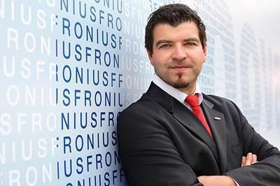 Harald Scherleitner (Photo: Fronius)