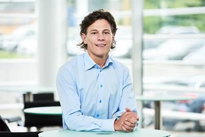 Frederik Moser (Photo: Dan-Bunkering)