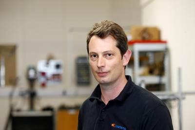 Kineteco senior technical manager Max Sheppard. (Photo: Kineteco)