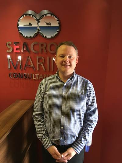 Richard Pearce (Photo: Seacroft Marine Consultants)