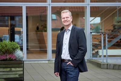 Lars Francke Riisberg (Photo: Logimatic)