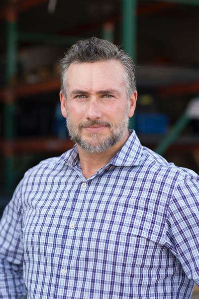 Steven Thrasher (Photo: Ashtead)