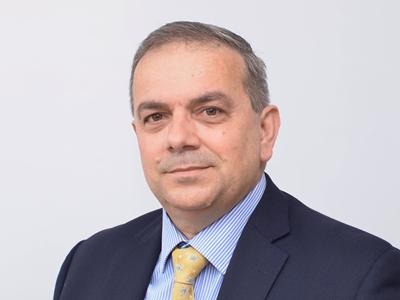Dr. Stelios Kyriacou (Photo: De Nora)