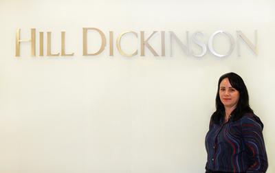 Siiri Duddington (Photo: Hill Dickinson)