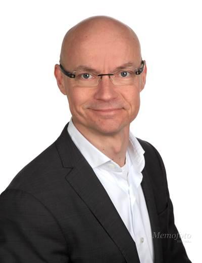 Tuomo Valkonen (Photo: Evac)